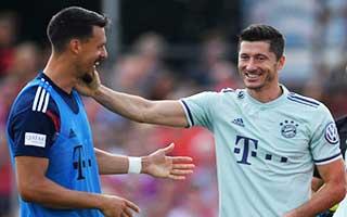 SV Drochtersen/Assel vs Bayern Munich