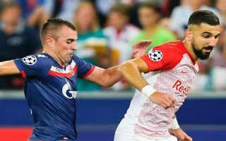 Salzburg vs FK Crvena Zvezda