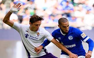 Schalke vs Fiorentina