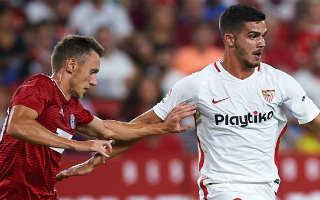 Sevilla vs Sigma Olomouc