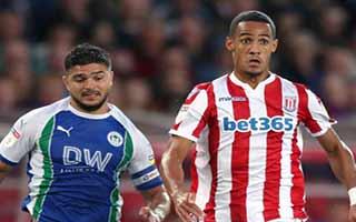 Stoke City vs Wigan Athletic