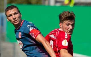 TuS RW Koblenz vs Fortuna Dusseldorf