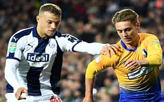 West Bromwich Albion vs Mansfield Town
