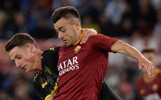 AS Roma vs Frosinone