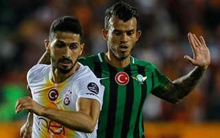 Akhisarspor vs Galatasaray