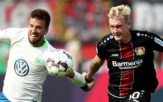 Bayer Leverkusen vs Wolfsburg