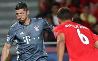 Benfica vs Bayern Munich