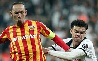 Besiktas vs Kayserispor