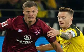 Borussia Dortmund vs Nurnberg