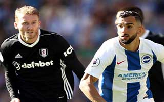 Brighton & Hove Albion vs Fulham