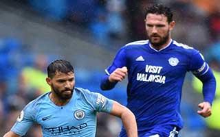 Cardiff City vs Manchester City