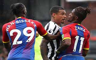 Crystal Palace vs Newcastle United