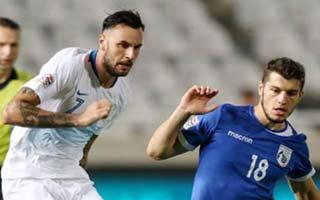 Cyprus vs Slovenia