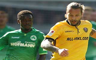 Dynamo Dresden vs Greuther Furth