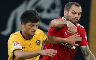 Dynamo Dresden vs Hamburger SV