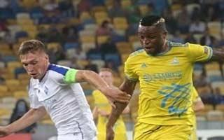 Dynamo Kyiv vs Astana