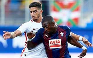 Eibar vs Sevilla