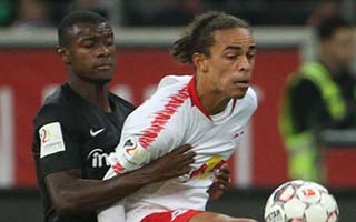 Eintracht Frankfurt vs RasenBallsport Leipzig