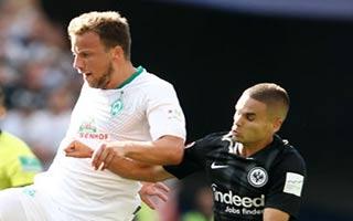Eintracht Frankfurt vs Werder Bremen