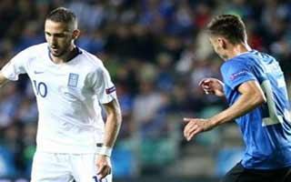 Estonia vs Greece