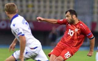 FYR Macedonia vs Armenia