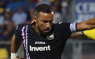 Frosinone vs Sampdoria