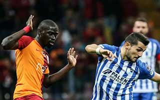 Galatasaray vs Erzurumspor