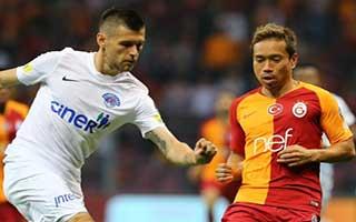 Galatasaray vs Kasimpasa