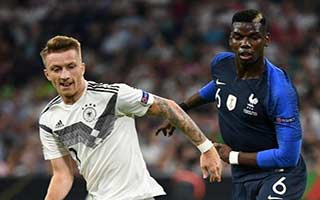 Germany vs France