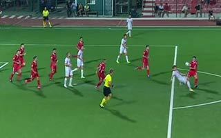 Gibraltar vs FYR Macedonia