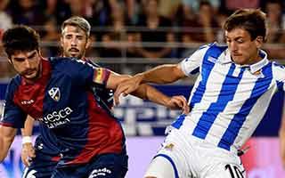 Huesca vs Real Sociedad