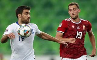 Hungary vs Greece