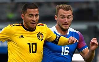 Iceland vs Belgium