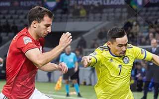 Kazakhstan vs Georgia