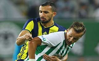Konyaspor vs Fenerbahce