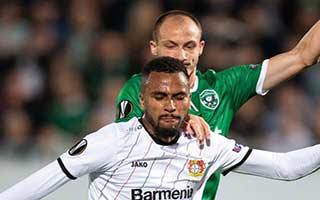 Ludogorets Razgrad vs Bayer Leverkusen