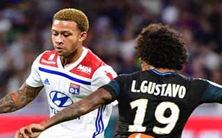 Lyon vs Marseille