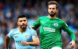Manchester City vs Brighton & Hove Albion