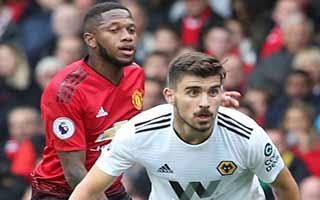 Manchester United vs Wolverhampton Wanderers