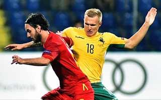 Montenegro vs Lithuania