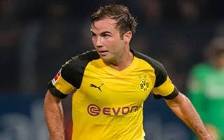 Osnabrueck vs Borussia Dortmund