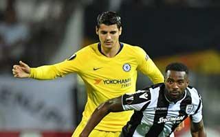 PAOK Thessaloniki vs Chelsea