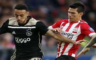 PSV Eindhoven vs Ajax