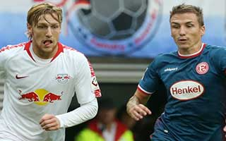 RasenBallsport Leipzig vs Fortuna Dusseldorf