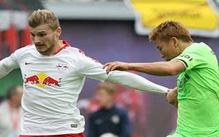 RasenBallsport Leipzig vs Hannover