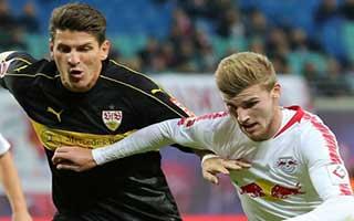 RasenBallsport Leipzig vs Stuttgart