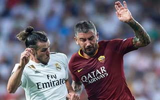 Real Madrid vs AS Roma