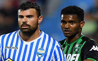 SPAL vs Sassuolo