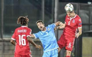 San Marino vs Luxembourg