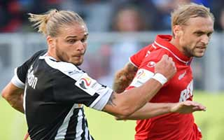 Sandhausen vs Koln
